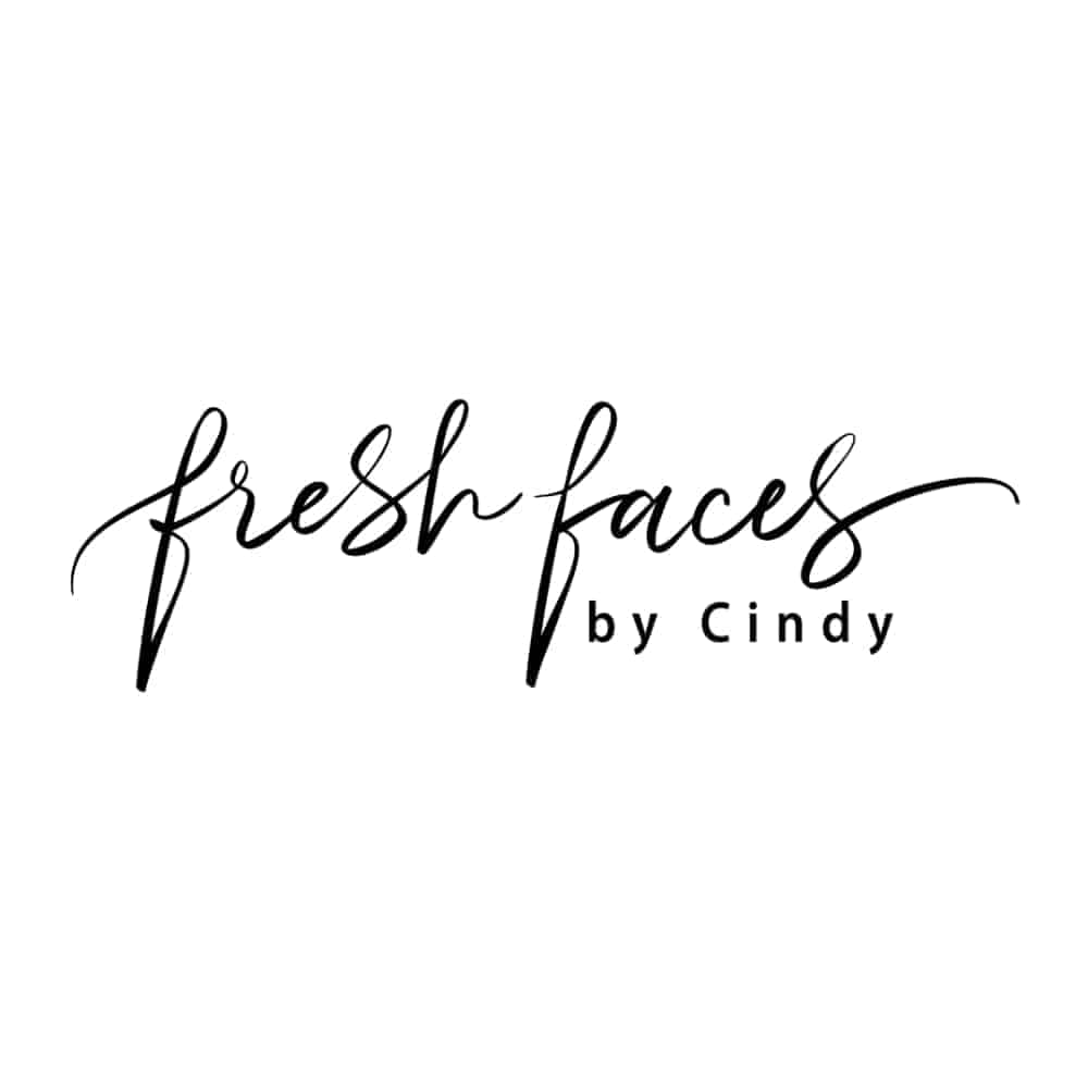 fresh faces by cindy logo