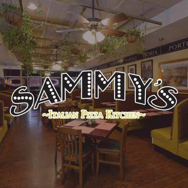sammys italian pizza kitchen logo